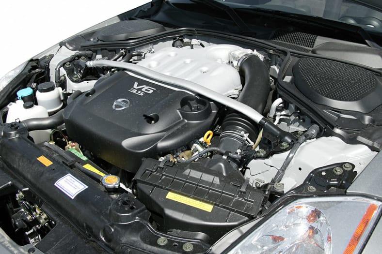 2005 Nissan 350Z Exterior Photo
