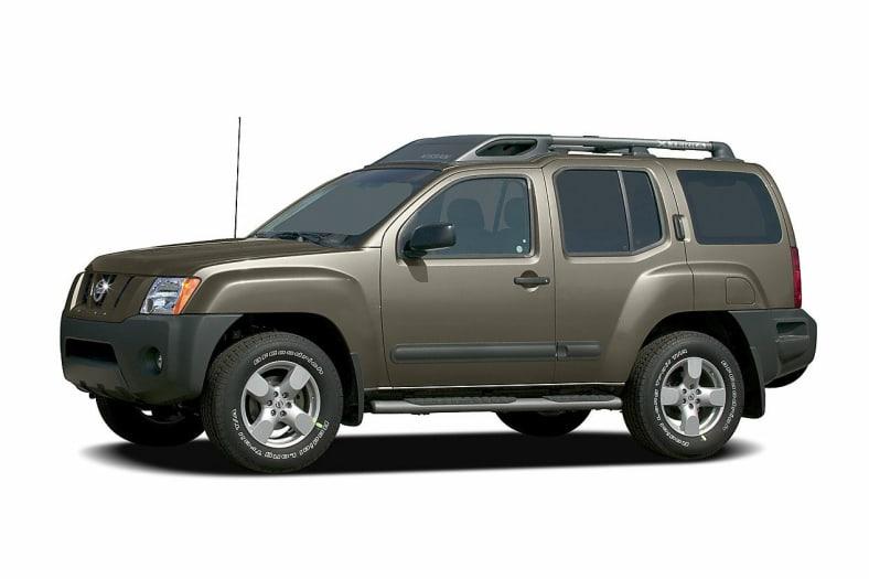 2005 Nissan Xterra Pictures