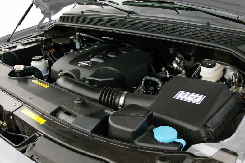 2005 Nissan Armada Exterior Photo