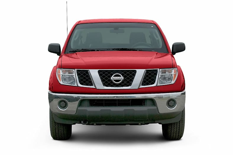 2005 Nissan Frontier Exterior Photo