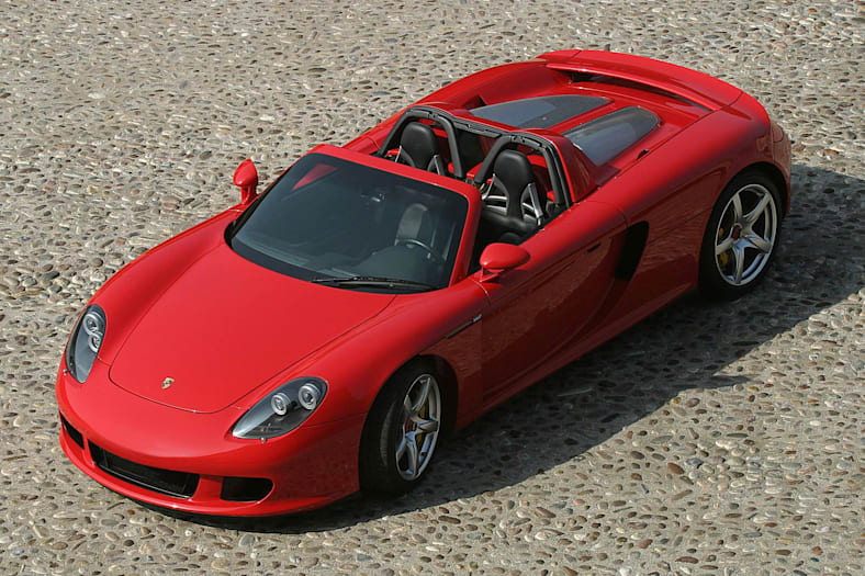 2005 Porsche Carrera GT Exterior Photo