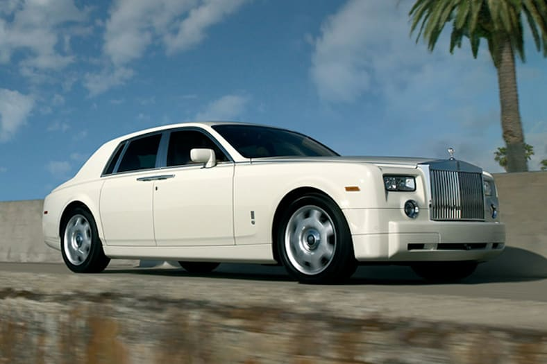 2005 Rolls-Royce Phantom Exterior Photo