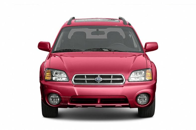 2005 Subaru Baja Exterior Photo