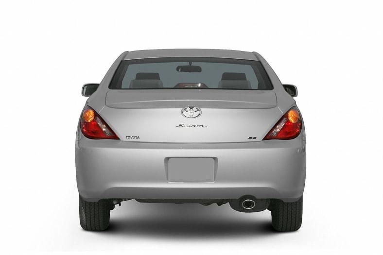 2005 Toyota Camry Solara Exterior Photo