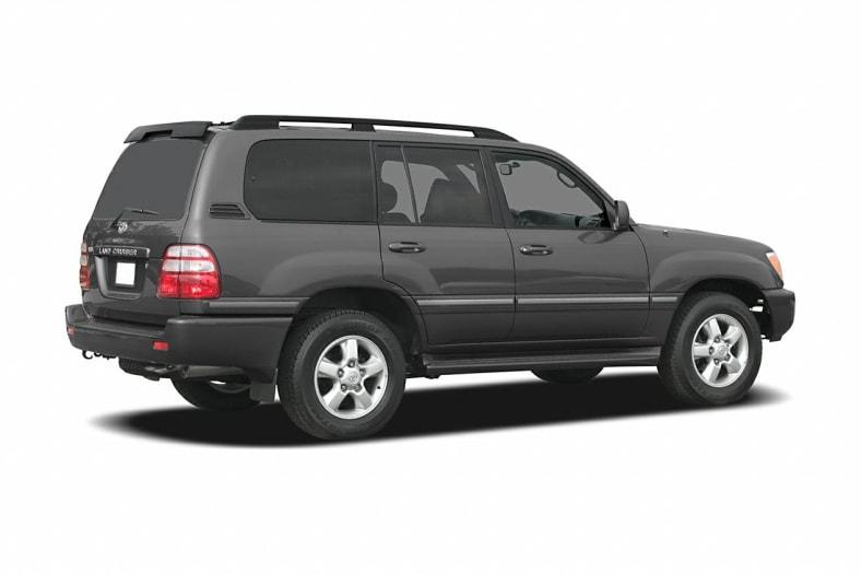 2005 Toyota Land Cruiser Exterior Photo