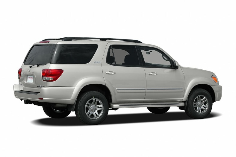 2005 toyota sequoia limited v8 4x4 pictures. Black Bedroom Furniture Sets. Home Design Ideas