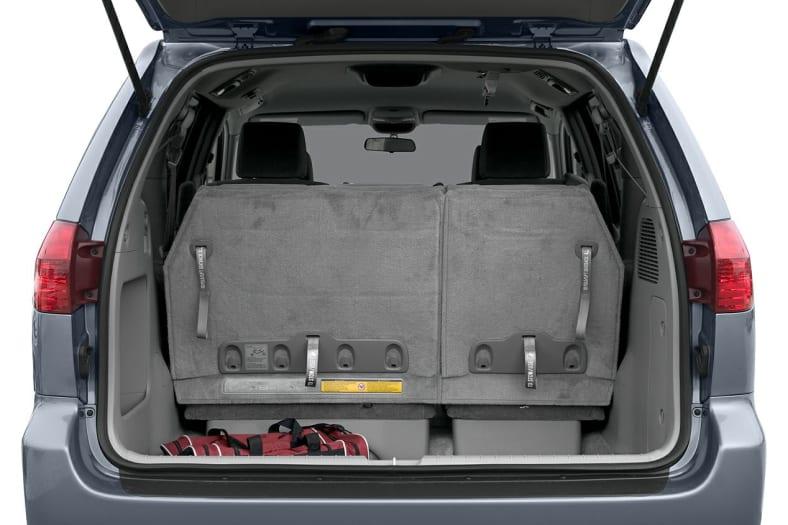 2005 Toyota Sienna Exterior Photo