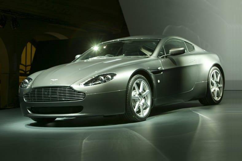 2006 Aston Martin V8 Vantage Exterior Photo