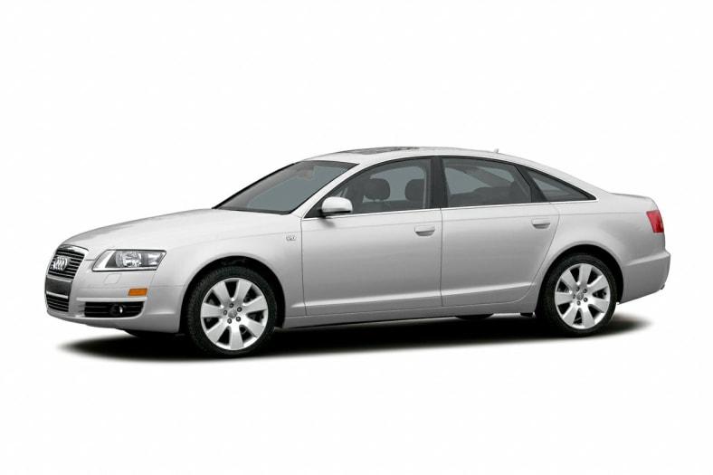 Audi A Information - 2005 audi a6