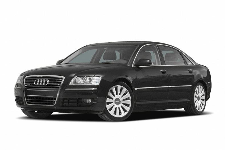 2006 Audi A8 Information