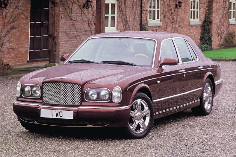 2006 Bentley Arnage Exterior Photo