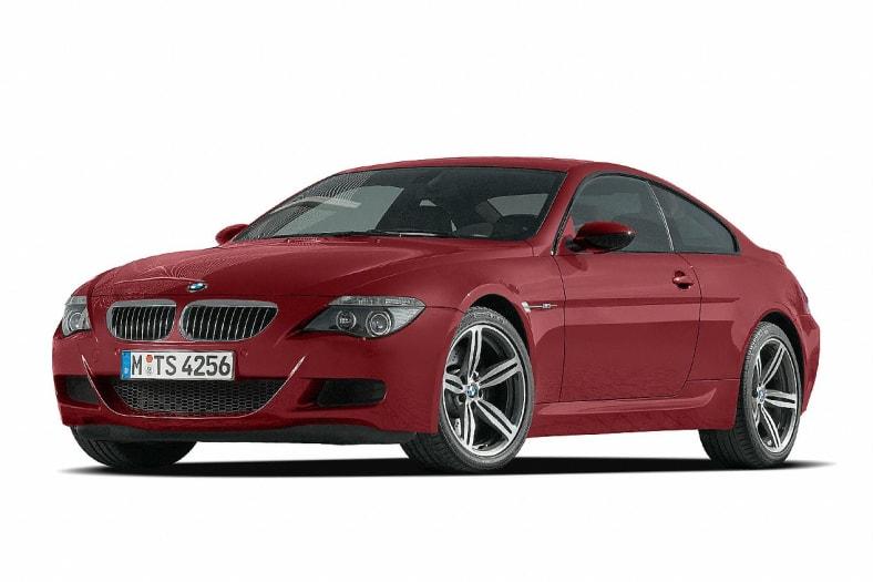 Worksheet. 2006 BMW M6 Information