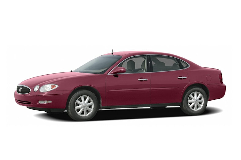 2006 Buick Lacrosse Information
