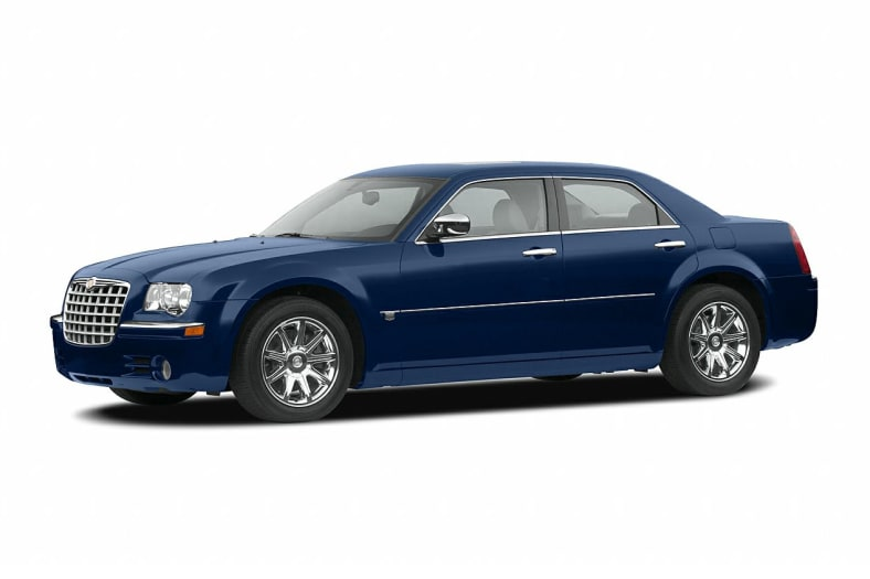 2006 Chrysler 300C Information