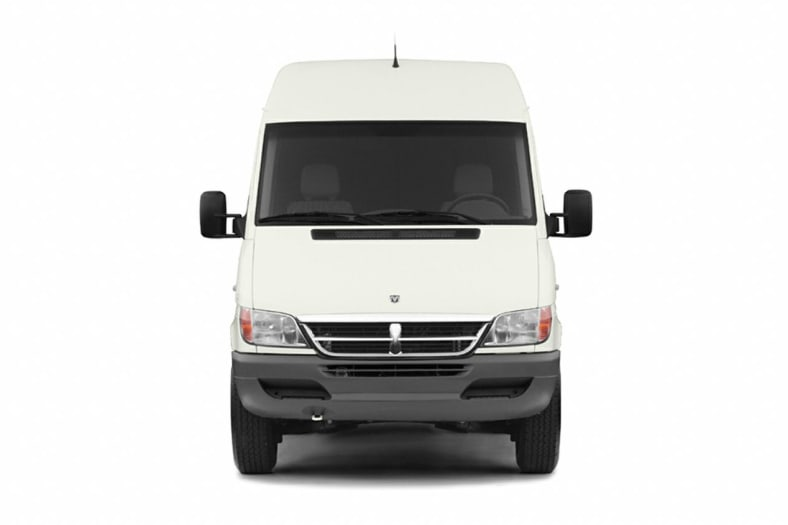 2006 Dodge Sprinter Van 2500 Exterior Photo