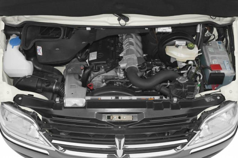 2006 Dodge Sprinter Wagon 2500 Exterior Photo
