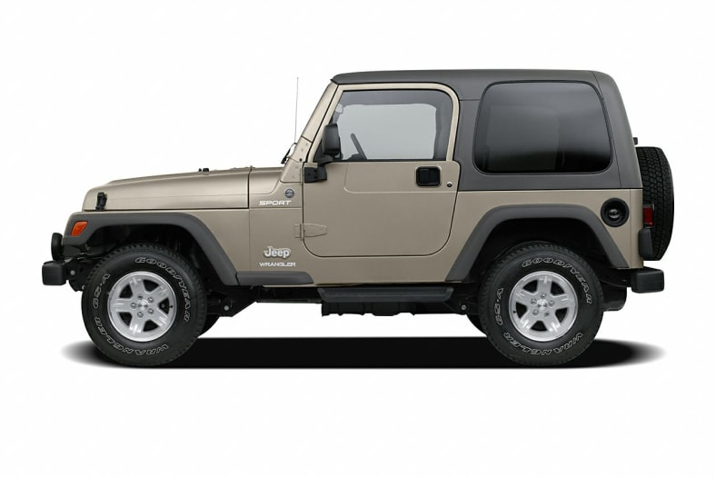 2006 Jeep Wrangler Exterior Photo