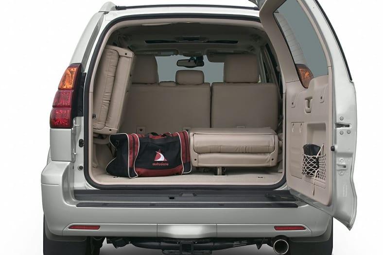 2006 Lexus GX 470 Safety Recalls