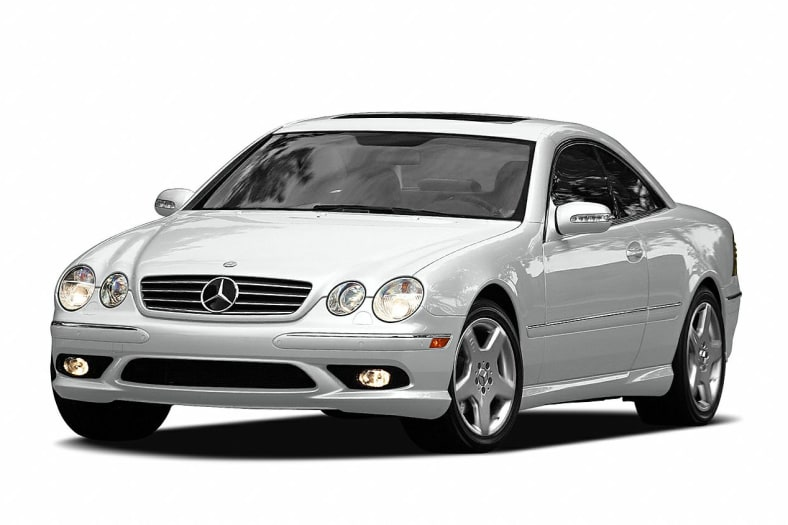 2006 Mercedes-Benz CL-Class Exterior Photo