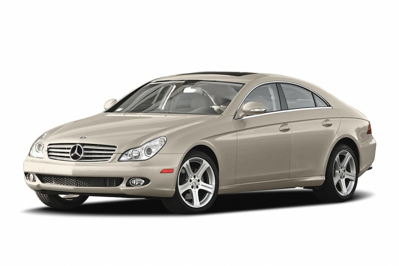 2006 mercedes benz cls class information for Mercedes benz cls 2006