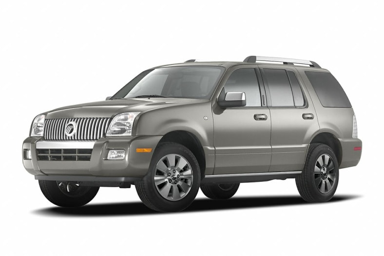 2006 Mountaineer