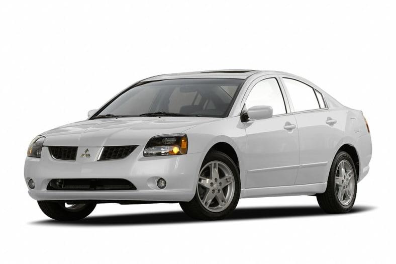 2006 Mitsubishi Galant Information