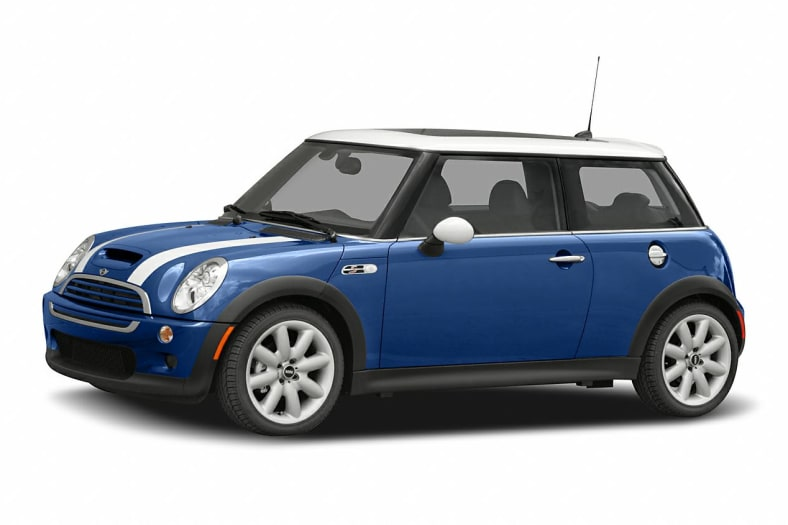2006 mini cooper s information. Black Bedroom Furniture Sets. Home Design Ideas