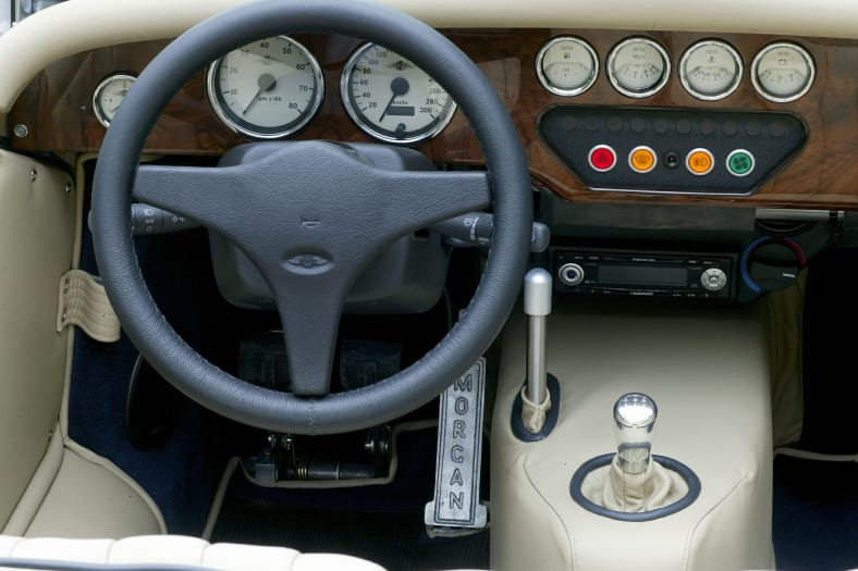 2006 Morgan Roadster Exterior Photo