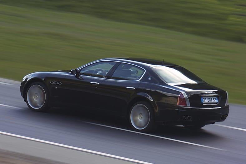 2006 Maserati Quattroporte Exterior Photo