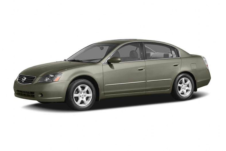 2006 Nissan Altima Information