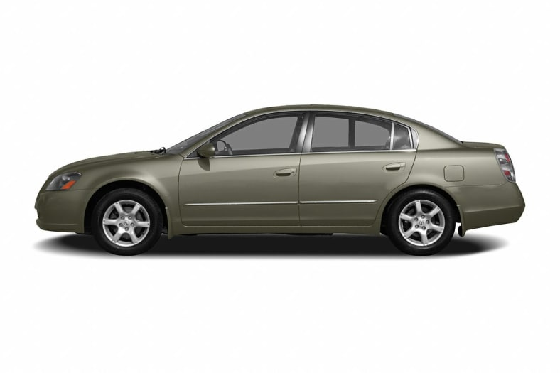 2006 Nissan Altima 3 5 Se 4dr Sedan Pictures