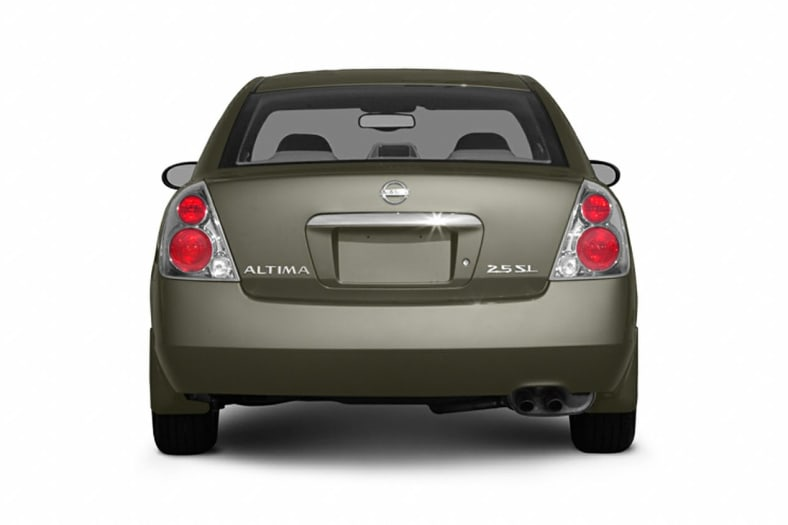 2006 Nissan Altima Pictures