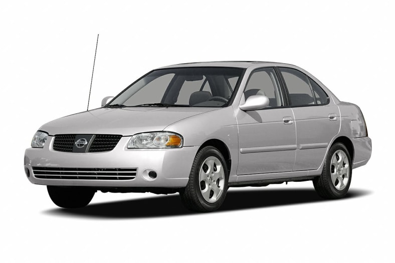 2006 nissan sentra information. Black Bedroom Furniture Sets. Home Design Ideas