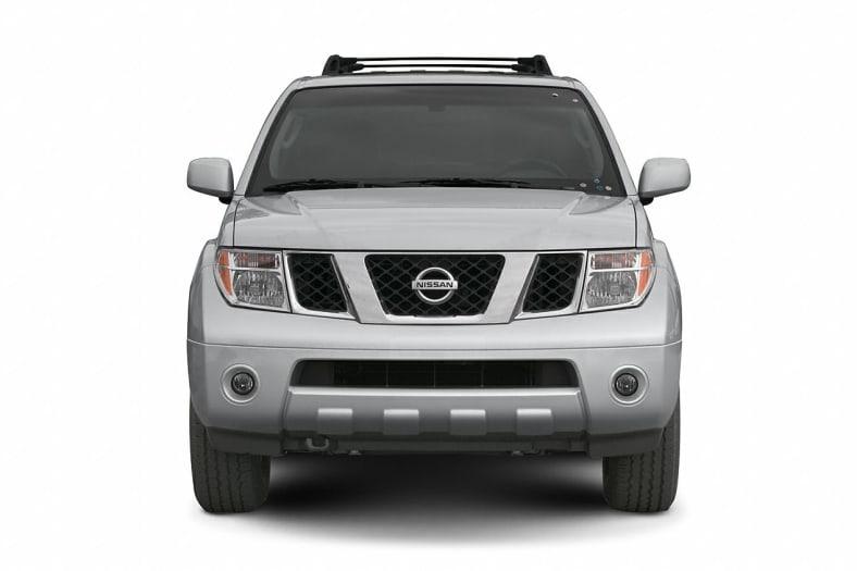 2006 Nissan Pathfinder Exterior Photo