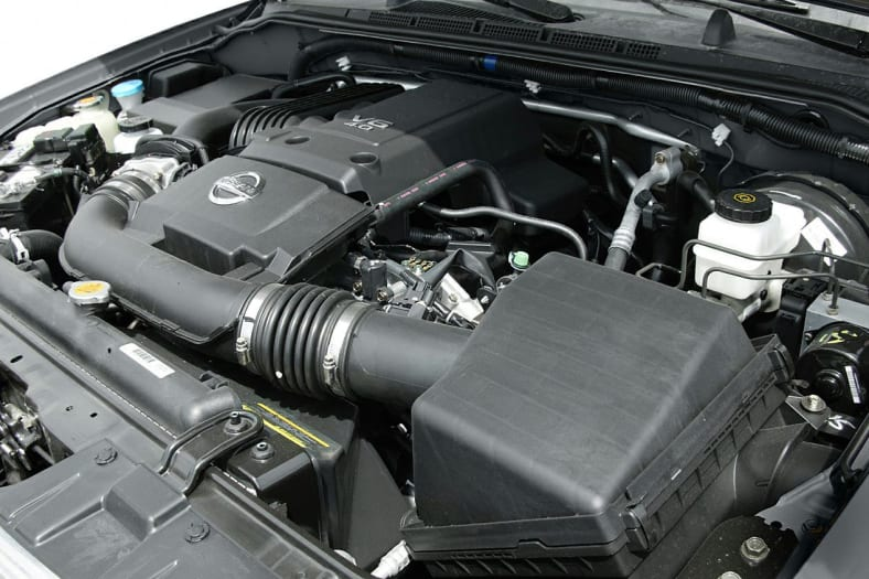 2006 Nissan Frontier Exterior Photo
