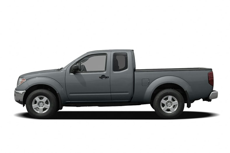 2006 nissan frontier 4 cylinder towing capacity