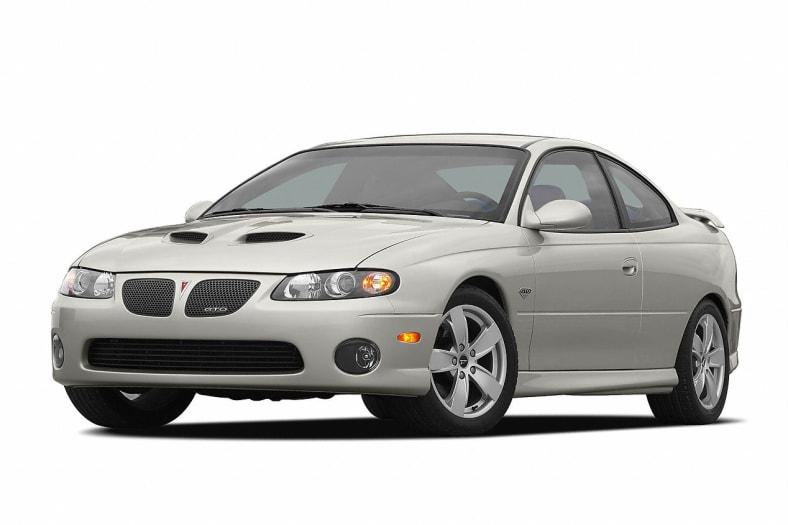 2006 Pontiac GTO Information