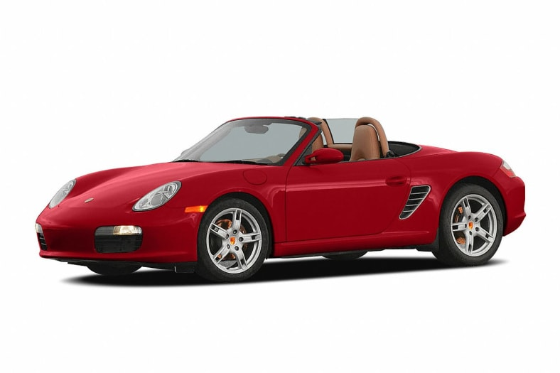 2006 Boxster