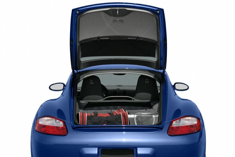 2006 Porsche Cayman S Exterior Photo
