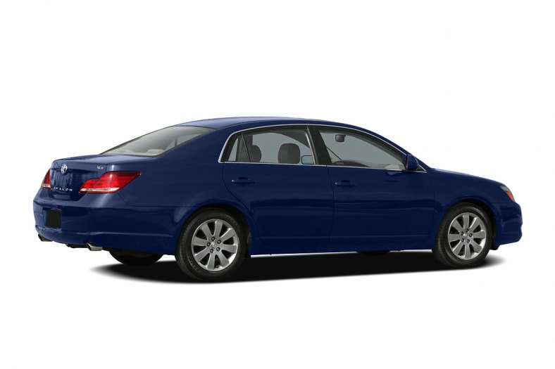 2006 Toyota Avalon Pictures