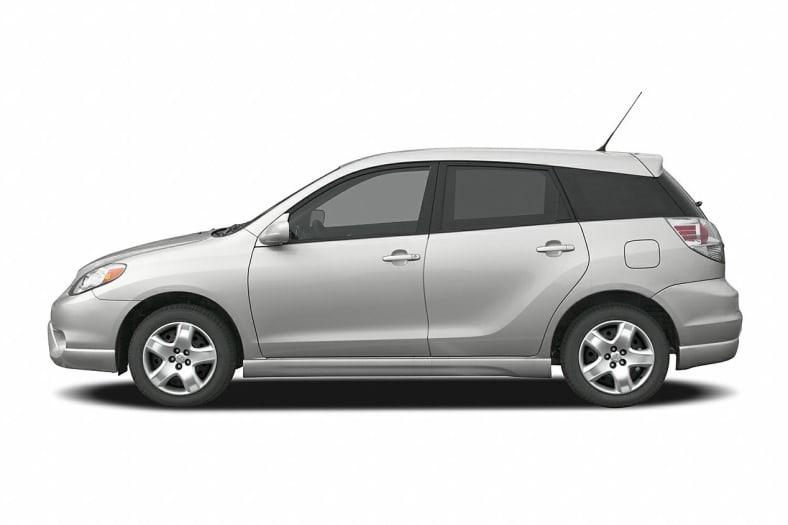 2006 Toyota Matrix Pictures