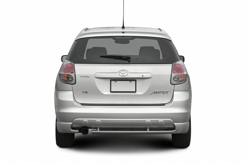 2006 Toyota Matrix Base Front Wheel Drive Hatchback Specs And Prices