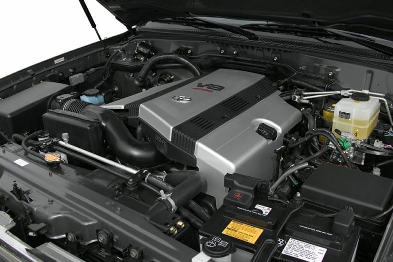 2006 Toyota Land Cruiser Exterior Photo