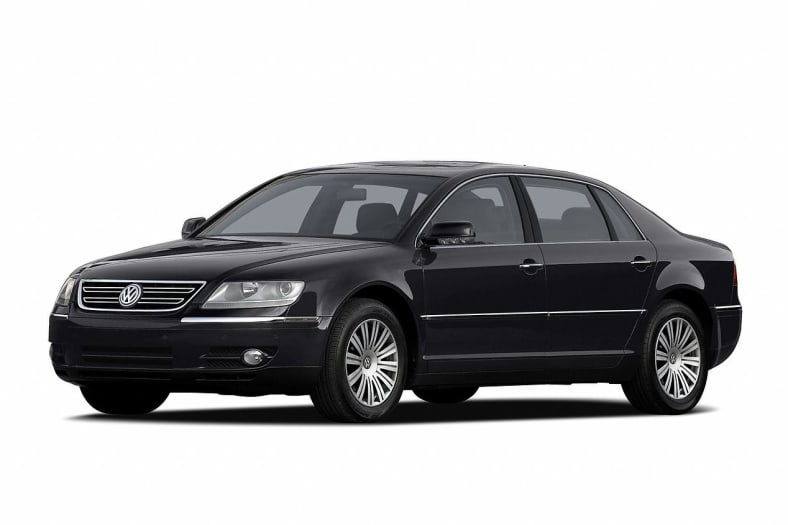 2006 volkswagen phaeton information. Black Bedroom Furniture Sets. Home Design Ideas