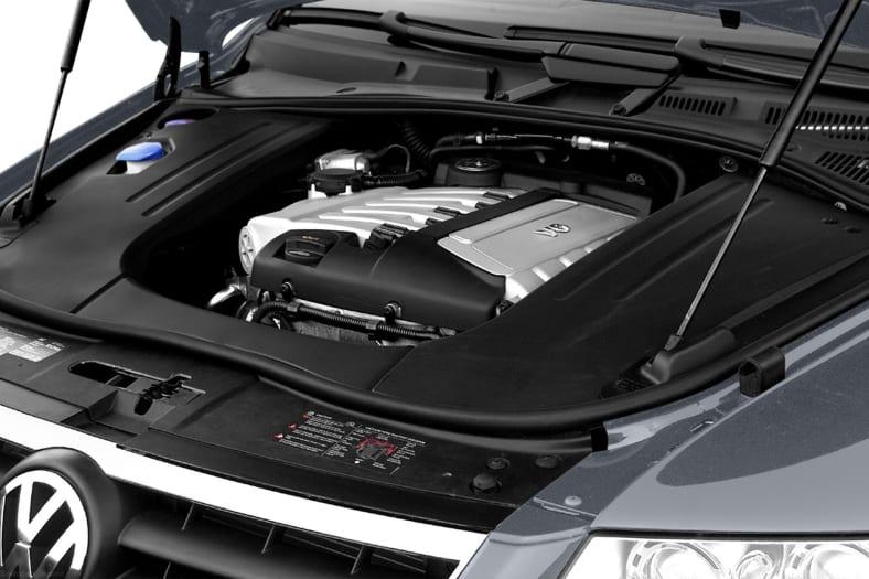 2007 Volkswagen Touareg Exterior Photo