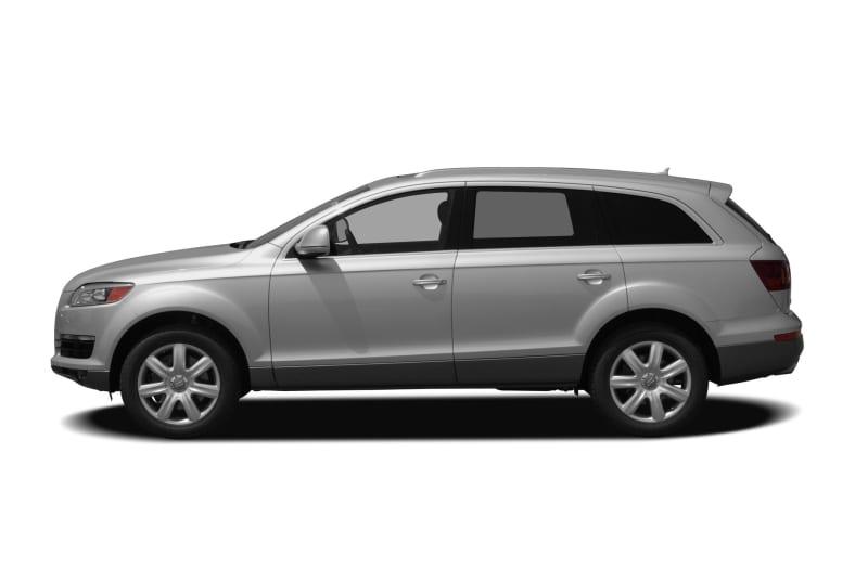 2007 Audi Q7 Exterior Photo