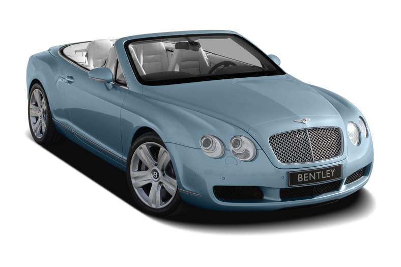 2007 Bentley Continental GTC Exterior Photo
