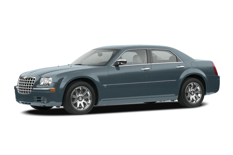 Chrysler 300 2016 Hemi >> 2007 Chrysler 300C Information