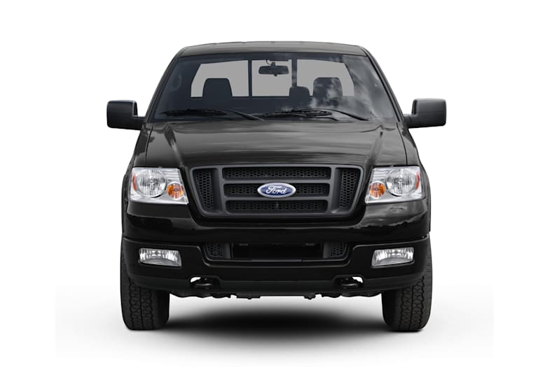 2007 Ford F-150 SuperCrew Exterior Photo