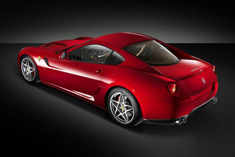 2007 Ferrari 599 GTB Fiorano Exterior Photo